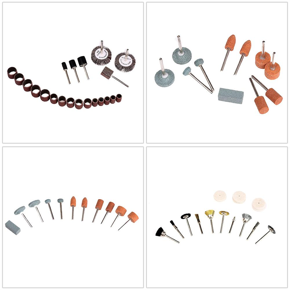 Grinding And Polishing Electric Grinding Wheel Head Engraving Grinding Accessories Polishing Tools