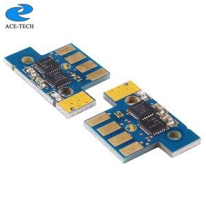 Image 1 - 8 k 4 k ue cartucho redefinir chips 70c2xk0 70c2xc0 70c2xm0 70c2xy0 para lexmark cs510 toner da impressora a laser