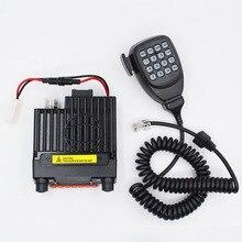 Mini 9800R 25W Mini mobil radyo ile 136/240/400MHz Tri bant yerine QYT KT 8900R BAOJIE BJ 218 UHF VHF araç radyo