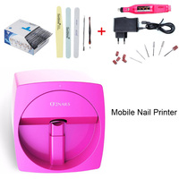O2NAILS Automatic Nail Painting Machine Multifunction Portable Mobile Wifi Wireless Easy All Intelligent 3D Nail Printers