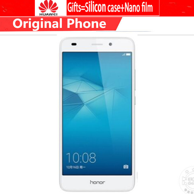 "Discreet Original Huawei Honor 5c 4g Lte Smart Phone Kirin 650 Octa Core Android 6.0 5.2"" Ips 1920x1080 3gb Ram 32gb Rom Fingerprint 2019 New Fashion Style Online"