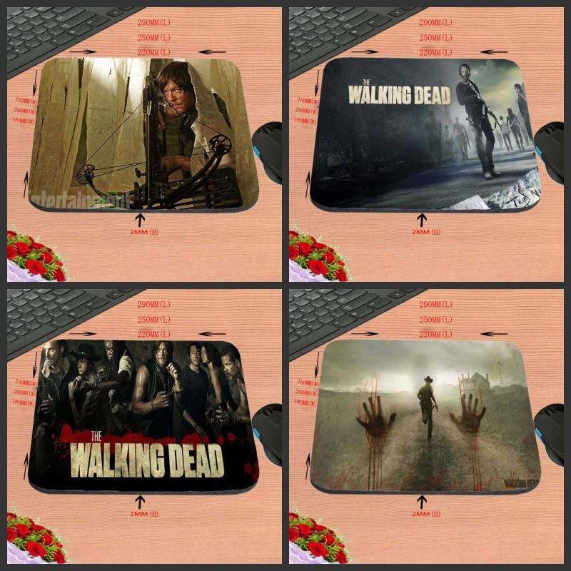 Walking Dead Season 5 New Square Customized Support Rubber Gaming - Periféricos de la computadora - foto 1