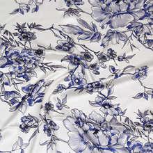 100% Mulberry Silk Fabric