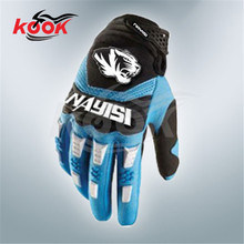 Free Shipping Motorcycle Accessories Motorbike Gloves universal ski parts Moto Racing Gloves motocross Protective Gears blue