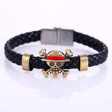 One Piece Emblem Bracelet