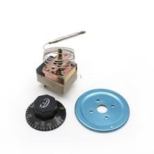 Термостат Регулятор температуры NC NO для электрической печи