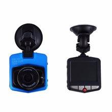 GT300 видеокамера Авто видеорегистраторы 2,4 »ЖК-дисплей 1080 P Full HD видео Камера Регистраторы видео g-сенсор Ночное видение трассировки Cam автомобильная камера