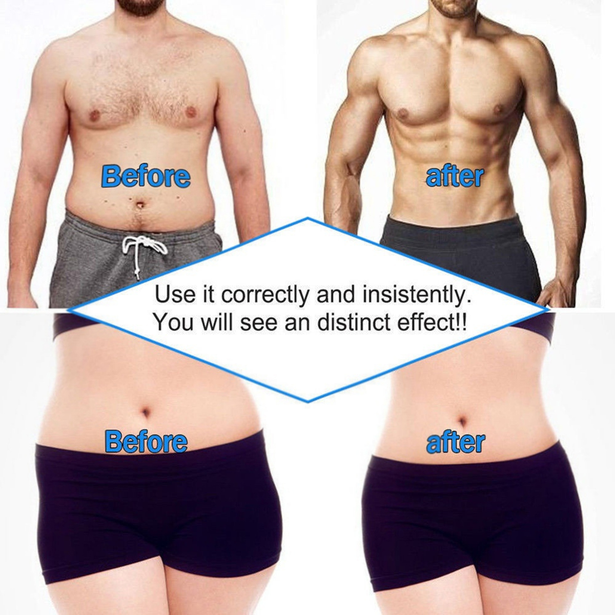 Image 4 - 15PCS/Set EMS Muscle Abdominal Trainer Smart Wireless Muscle ABS Hip Abdominal Muscle Stimulator Massage Set Weight Loss-in Massage & Relaxation from Beauty & Health