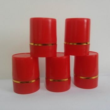 Jars Cream Ointment Packaging Container 100pcs/lot 7g 7ml Red Color Plastic Empty Wholesale Medicine Unguent Free Shipping