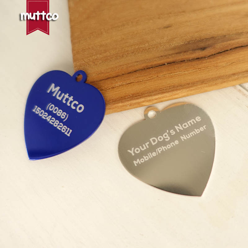 Pet ID Tag with Phone Number