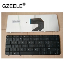 GZEELE Spanish SP laptop keyboard for HP PAVILION G6 1203SS 633183-071 643263-071 AER15P00010 636376-071