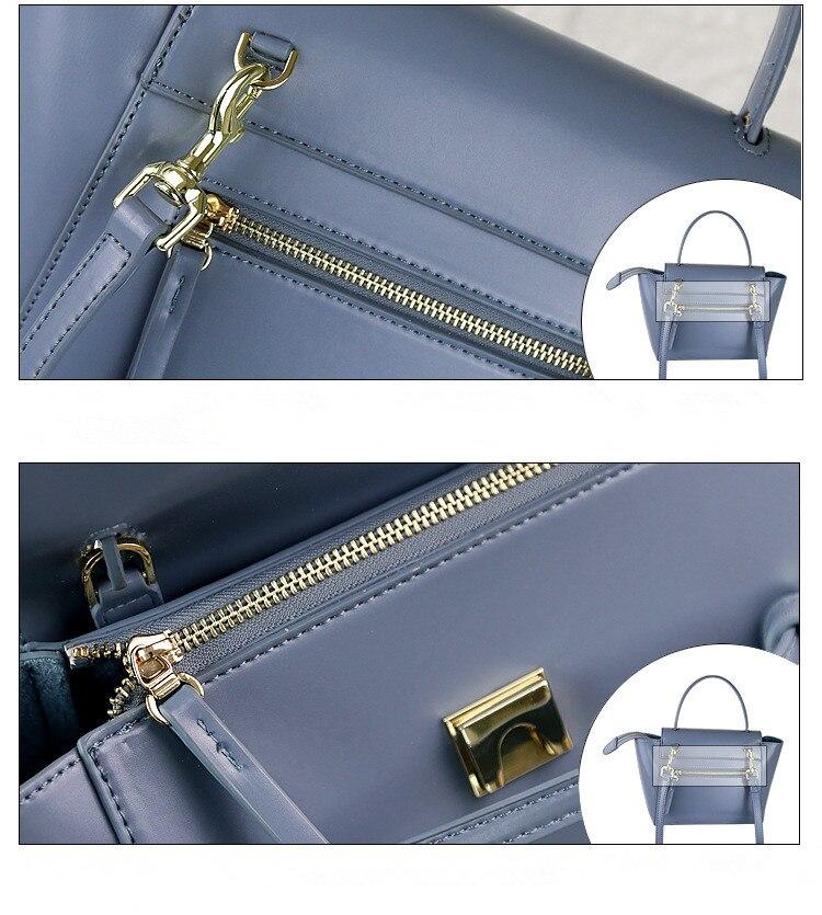 100 Cuir Et Qualité Nouveau Femelle En De Portable Femmes Haute Mode Épaule Poisson Beige Le chat Lkprbd Design noir Ailes bleu Sac Forme gwEvq4In7