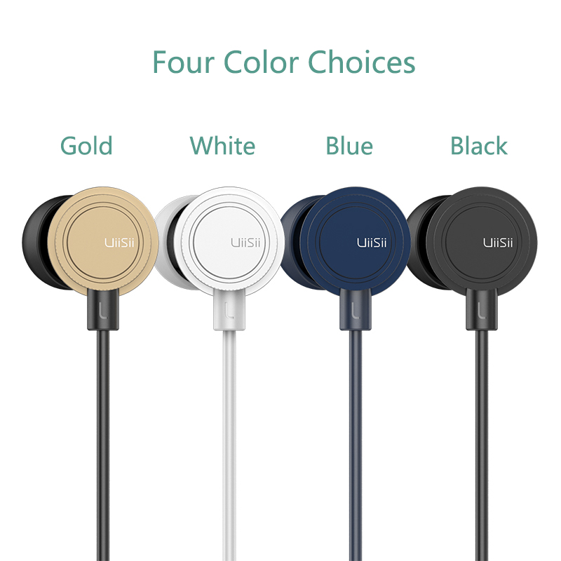 UiiSii HM13 In-Ear Dynamic Earphones 3