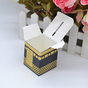 Image 5 - Muslin festivali Kabe tasarım kalıp kesme altın folyo hajj kutusu