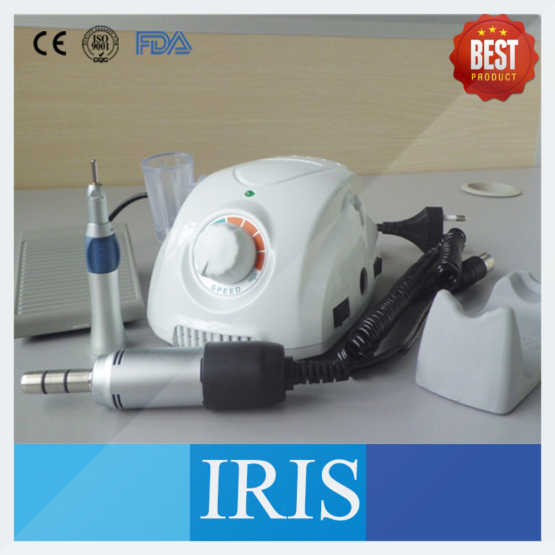 Saeyang Brand Marathon3 Chanpion Winner Micro Motor with Handpiece 108E + Straight Head for Dentures and Nails Polishing lyncmed endodontic treatment wireless endo motor handpiece surgical brushless motor reciprocating cutting mode