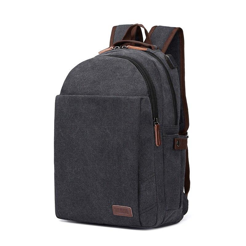 New Men Laptop Backpack External USB Charge Mochila Hombre Back Pack Backpacks Male men school bag backpacking backpacksNew Men Laptop Backpack External USB Charge Mochila Hombre Back Pack Backpacks Male men school bag backpacking backpacks