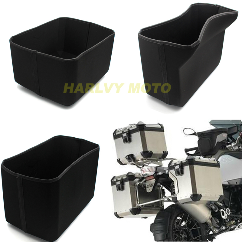 Rear Luggage Box Inner Container Tail Case Trunk Side Saddlebag Inner Bag for BMW R1200GS LC