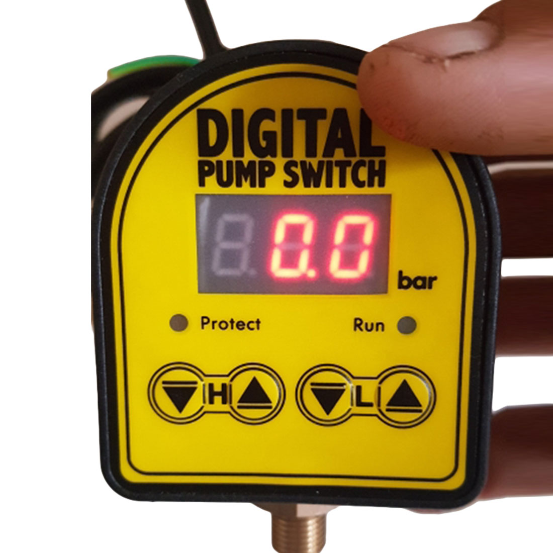 где купить Digital Switch Controller Automatic Air Pump Water Pump Pressure Switch Controller for Water Pump по лучшей цене