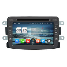 ROM 32G Octa Core Android 6.0 Fit RENAULT Duster 2012 2013 Car DVD Player Navigation GPS 3G Radio