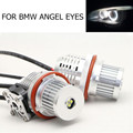 Car Angel Eyes  Bulb for BMW E39 E60 E66 E87 1567 series 2Pcs/lot 20W LED Marker