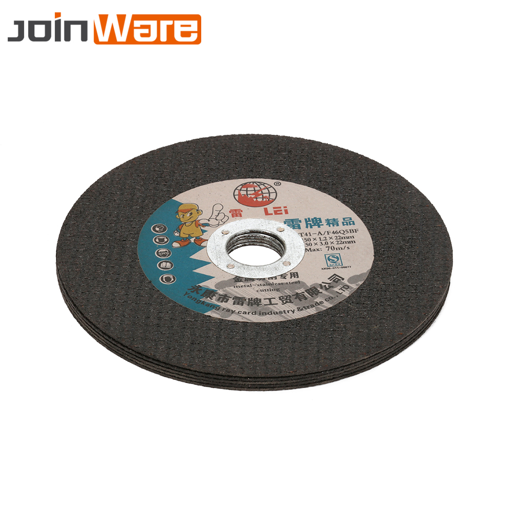 цена на 25Pcs 150mm 6'' Resin Cutting Wheel Fiber Reinforced Resin Cutting Disc Grinding Wheel Blade For Angle Grinder Rotary Tools New
