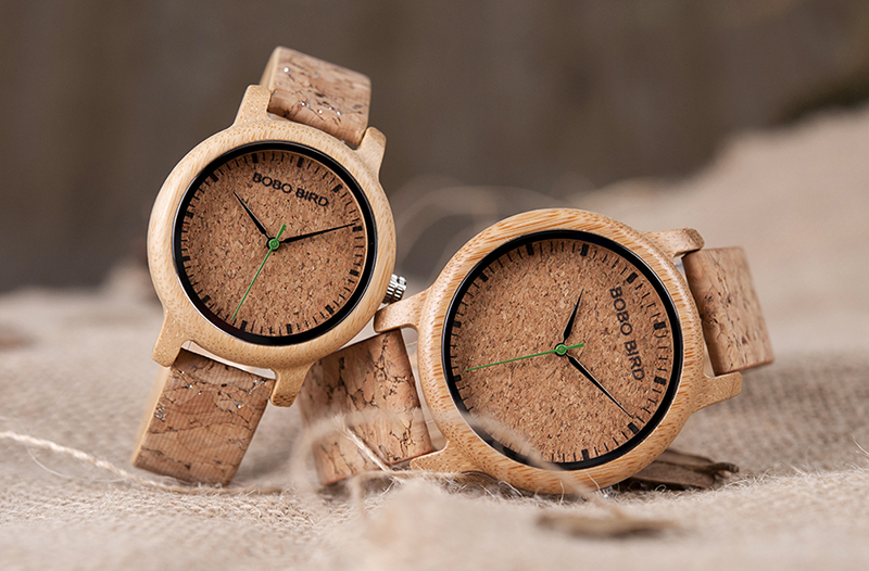 wooden wristwatches for men and women bobo bird mens watches (5)