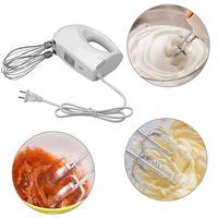 5 속도 전기 계란 고물 믹서 크림 손 믹서 4 다른 유형 교반기