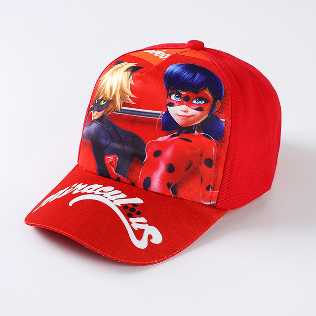 Cartoon Miraculous Ladybug Baby Hat Boys Girls Cute Coco Miguel Caps Kids  Cool Moana Baseball Caps Casual Fashion Baby Cap DS29 3484434c189b