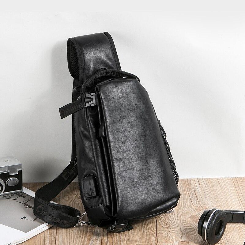 LIELANG Male Bags Crossbody-Bags Usb-Charger Shoulder Waterproof Men Pack Travel Anti-Thief