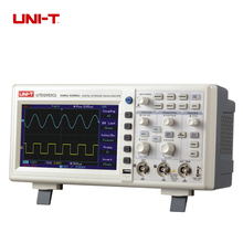 new 100% Bright full colour LCD, 2 channels, Bench Type/UTD2052CL Digital Storage Oscilloscope