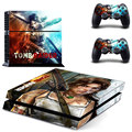 Vinyl Skin Sticker of TOMB RAIDER Colorskin Sticker for Ps4 Protective Cover for Ps4 Console and controller Sticker for ps4