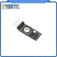 Prusa i3 MK3 3D-принтеры датчик накаливания обнаружить застрял нити и предлагают пользователю возможность очистки насадки для Prusa i3 mk3