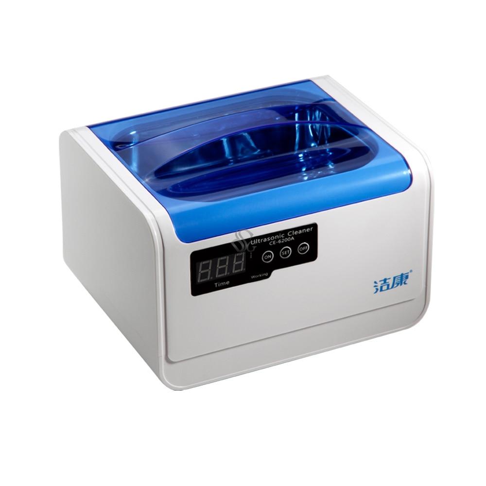 ФОТО Super Large 1.4L Volume Ultrasonic Cleaner CE-6200A 70W Household Denture Cleaner