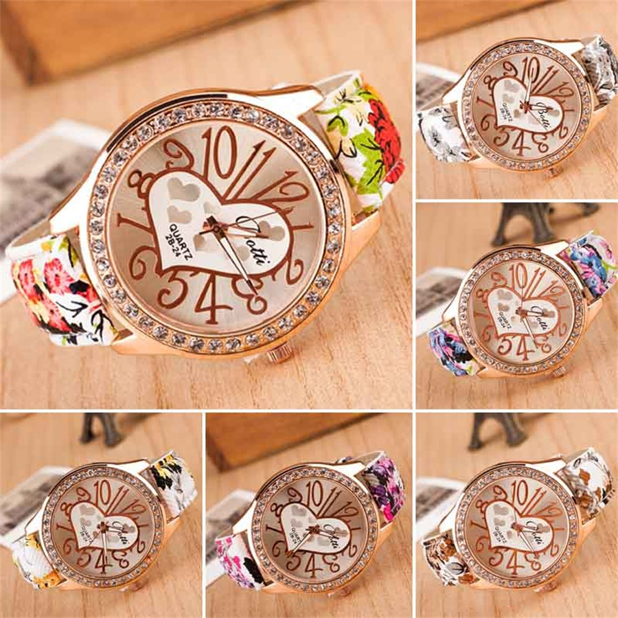 multicolor for watches fancy lovely by price latest belt india dial women analog glory product pu combo girls online lowest and