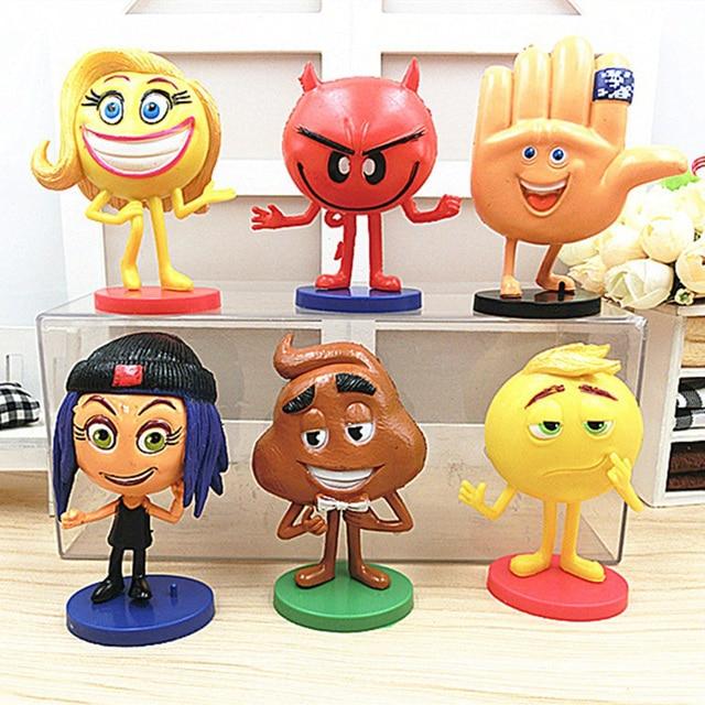 Aliexpress Com Buy 10sets Lot 2017 Hot Emoji Movie