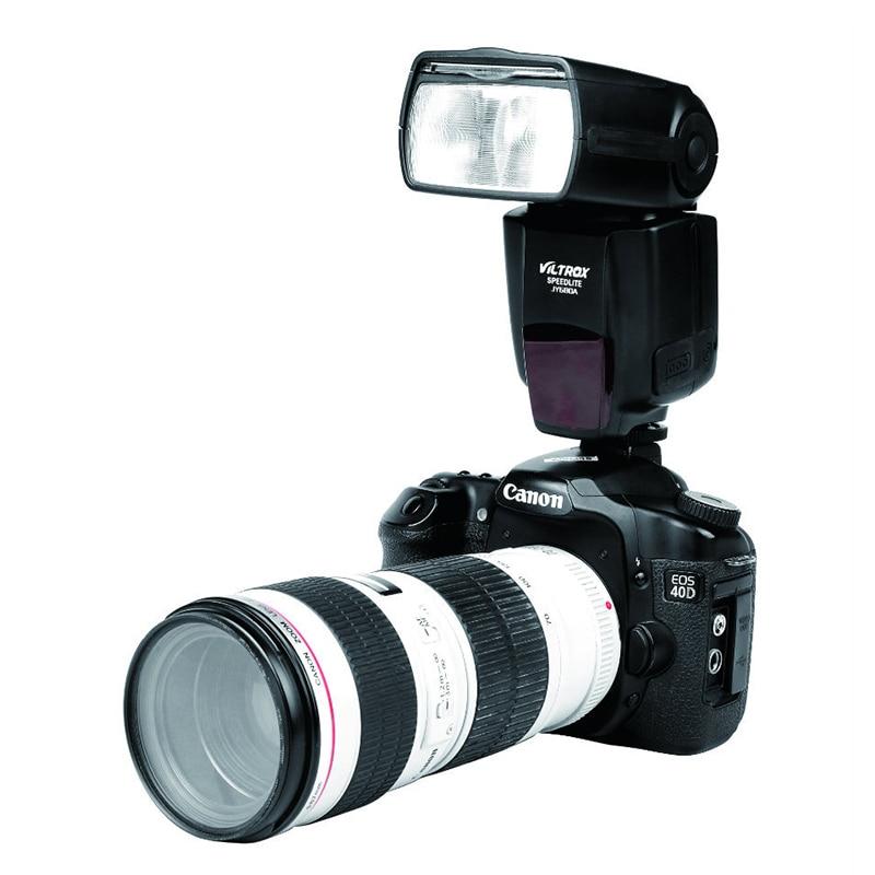 VILTROX JY 680A JY680A Universal Camera LCD Flash Speedlight for Canon 1300D 1200D 760D 750D 700D