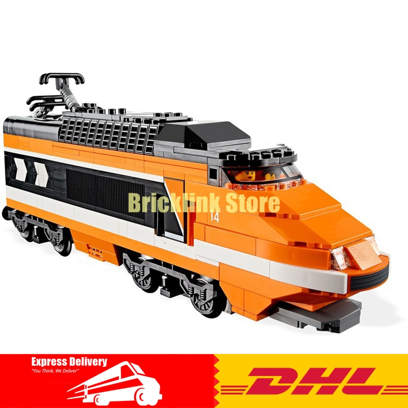 где купить Lepin 21007 Technic Series The Horizon Express Model 10233 Horizon Train Educational Building Blocks Bricks Toys 1351pcs Gift по лучшей цене