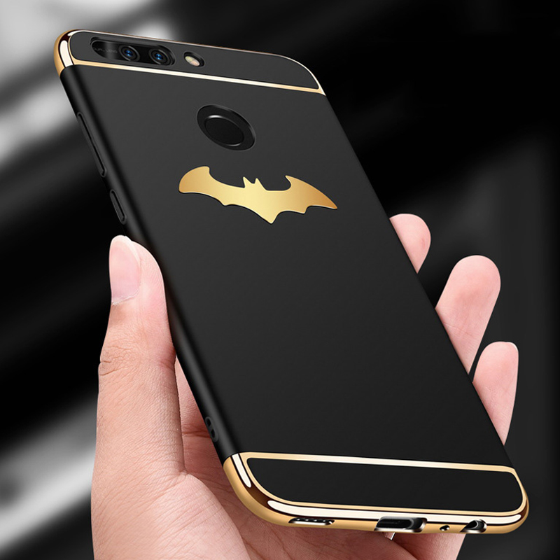 new high best sale factory outlet Luxury Phone Case For Huawei Honor 9 9 Lite Coque Plating Protective PC  Back Cover Case For Huawei Honor 10 8/8 Lite Fundas