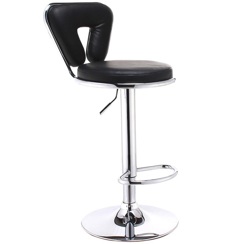 Bar Stool High Stool Bar Chairs Lift High Chairs Fashion Bar Chairs Back Chairs.