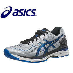 ASICS GEL-KAYANO 23 Hot Sale Asics Sneakers Man's Sports Shoes Sneakers Comfortable Outdoor Athletic Outdoor Shoes GQ 8 Color