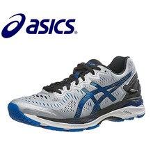ASICS GEL-KAYANO 23 Venda Quente Tênis Asics Calçados Esportivos do Homem  Sapatilhas Confortáveis Ao 8d497fa4e0273