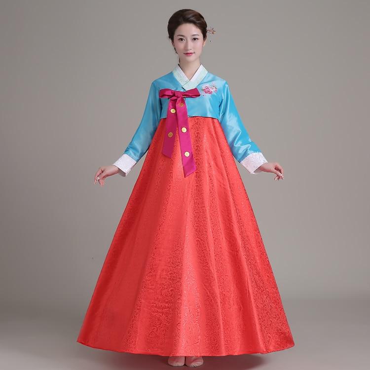 998bab51ecf New Arrival Korean Hanbok Vintage Korean Traditional Dress Ladies Women  Elegant Hanbok Korean Dress-in Asia   Pacific Islands Clothing from Novelty  ...