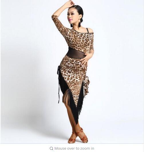 New Free shipping Arrival Fashion Black Women's Skirt Latin Dance Skirt Dance Clothing Tassel Fringe Skirt 4 Colors