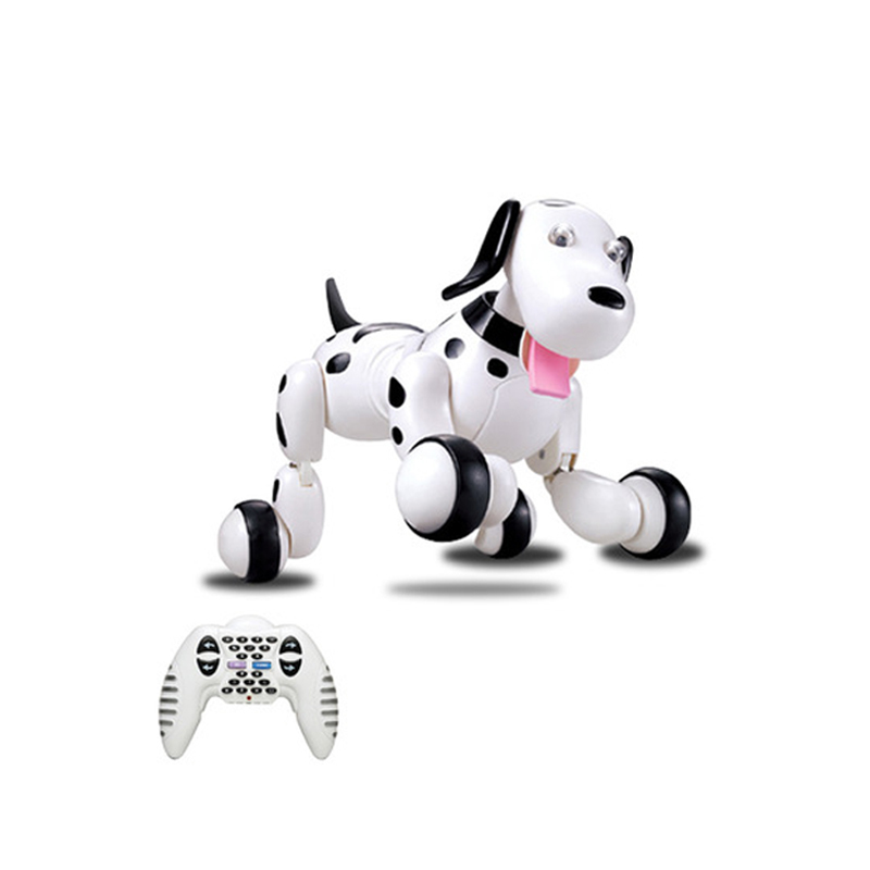 Birthday Gift RC walking dog 2.4G Wireless Remote Control Smart Dog Electronic Pet Educational Children's Toy Robot Dog pet safe electronic shock vibrating dog training collar with remote control 2 x aaa 1 x 6f22 9v