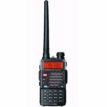 Nueva Baofeng UV-5RB Para Walkie Talkies Policía Escáner de Radio de Doble Banda Cb Jamón Transceptor de Radio UHF 400-470 MHz y VHF 136-174 MHz