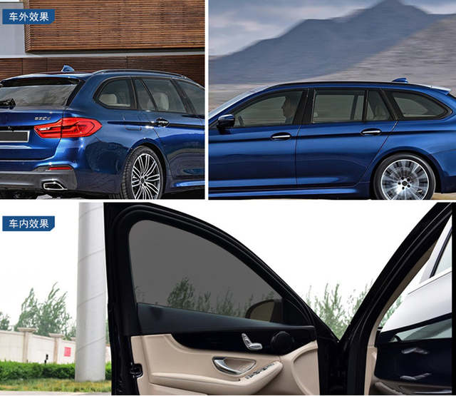 35 Windshield Tint >> Us 6 46 23 Off 35 Vlt Universal Pre Cut Sun Strip Tint Film Visor For Back Side Windshield Building Window Film 50cm Width In Decorative Films From