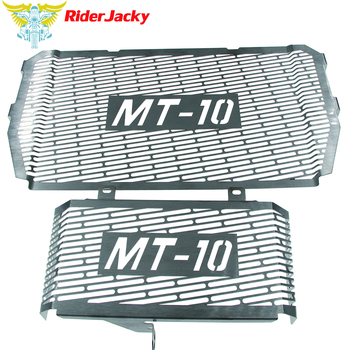 For YAMAHA MT-10 MT 10 2016-2017 Motorcycle Accessories Radiator Grille Guard Cover Protector
