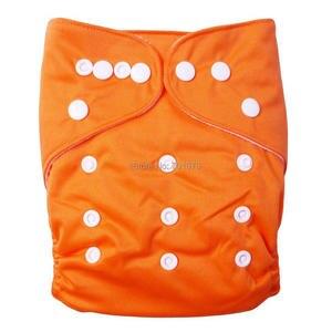 Image 2 - (50 adet/grup) Ücretsiz Kargo Polyester Düz Renk Yıkanabilir ve Yeniden Kullanılabilir Nappy