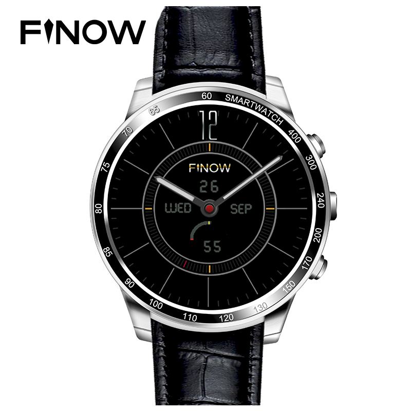 Finow Q7 plus smart watch support 32GB TF card with 0.3MP Camera Android 5.1 3G Wifi bluetooth for Android PK D7 LES1 Smartwatch цена