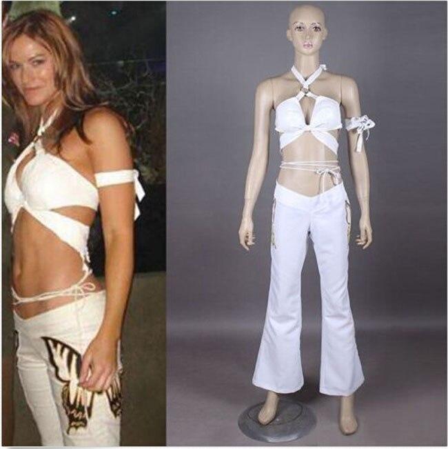 Nach Maß Tekken Christie Monteiro Sexy Kleid Cosplay Kostüm Halloween